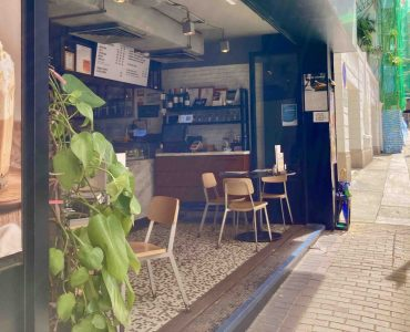 All-day Cafe Bar to Let in Happy Valley HK