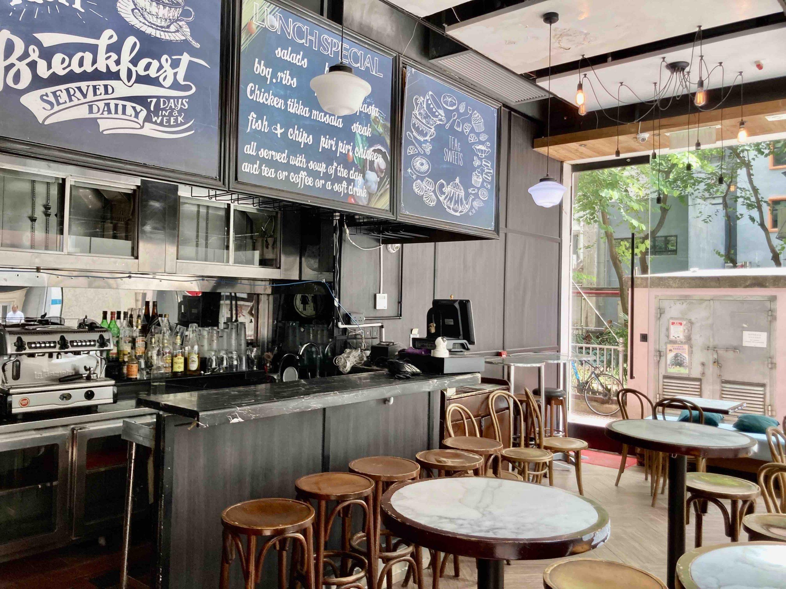HK Garden Side Restaurant for Rent