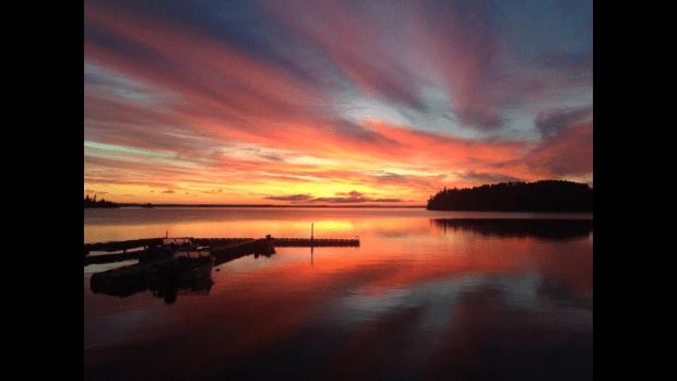 Lac Seul Sunrise