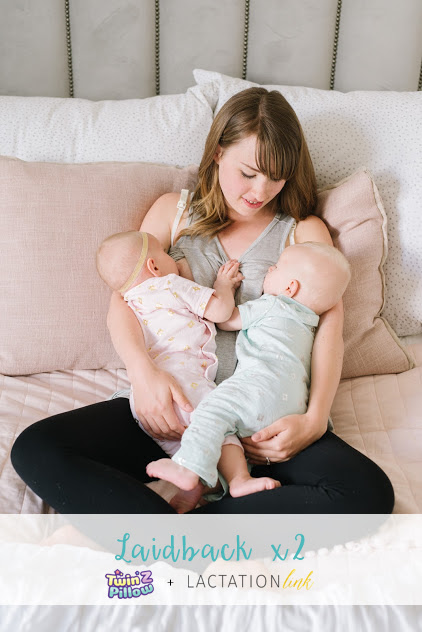 best positions for breastfeeding twins