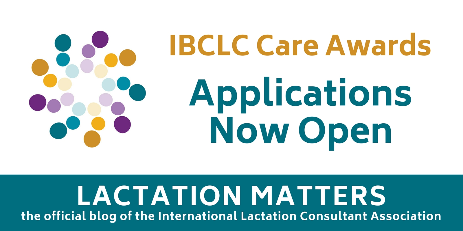 2017 ibclc care award applications now open lactation matters let potential clients know that your hospital based facility or community based agency recognizes the role of the international board certified lactation 1betcityfo Choice Image