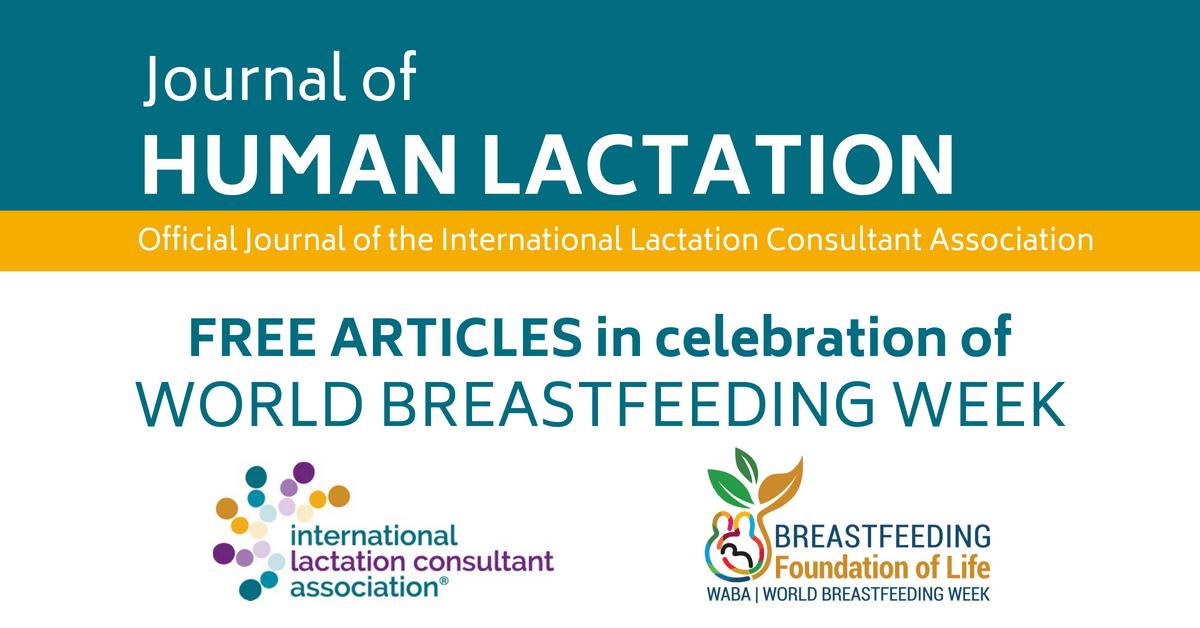 World Breastfeeding Week Lactation Matters