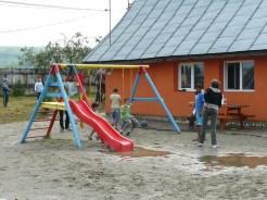 toboggan et jeux d'eau