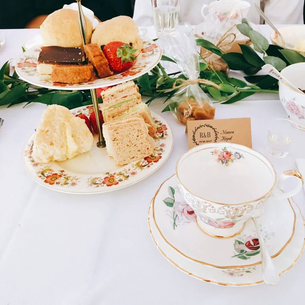 londen tip high tea