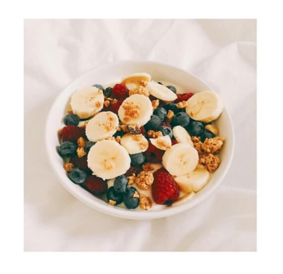 lactosevrij ontbijt