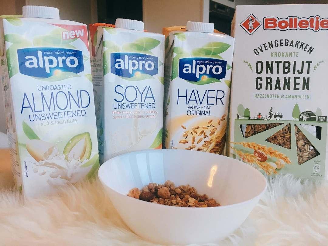 winactie lactosevrij ontbijt