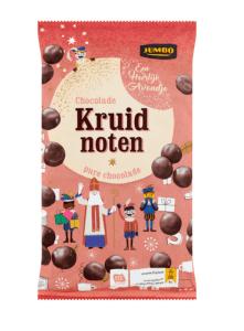 Kruidnoten pure chocolade