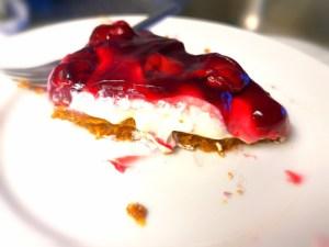 lactosevrij kerst dessert monchou taart