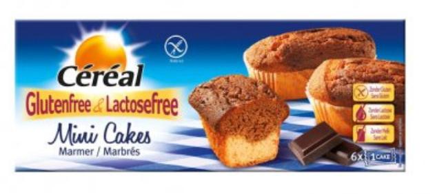 cereal lactosevrije cake