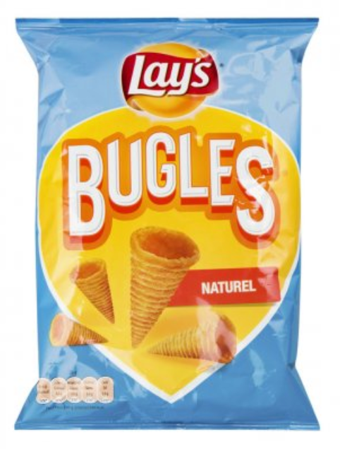 bugles lactosevrije chips