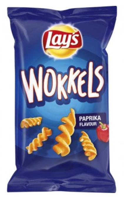 wokkels lactosevrije chips