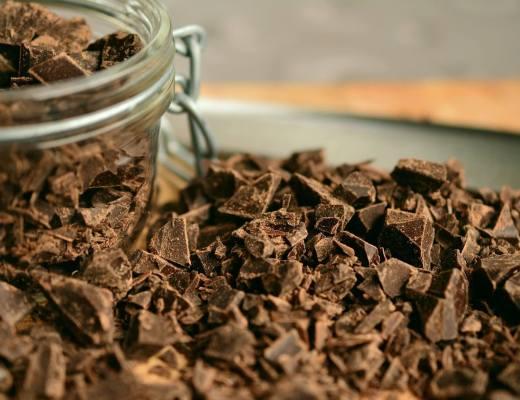 lactosevrije chocolade