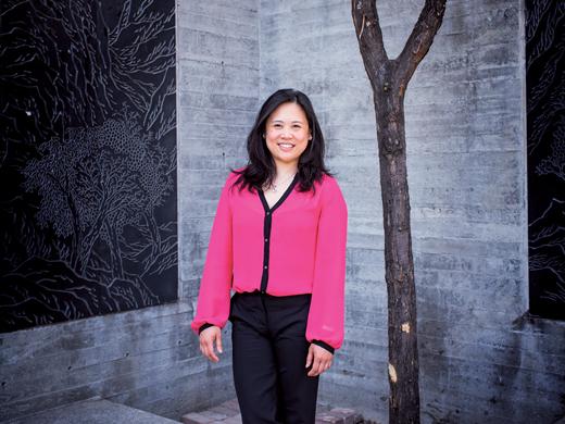 Virginie Tan, directrice des ventes et conseillère en sécurité financière au cabinet Question de finance.