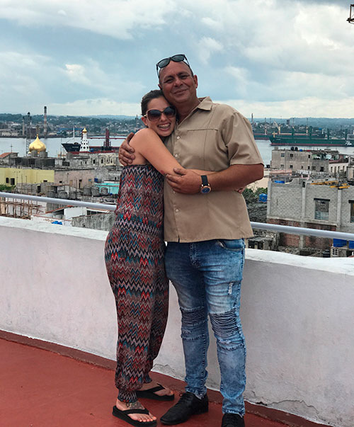 Camila lopez – Cuba 2017