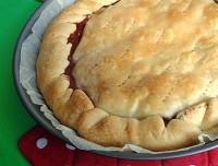 torta radicchio blog