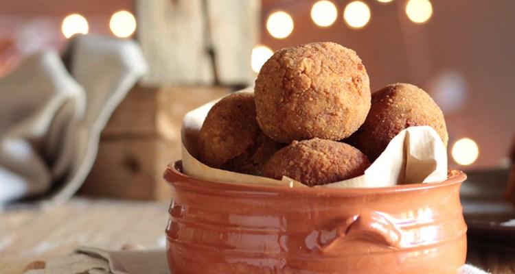Arancinetti al pistacchio
