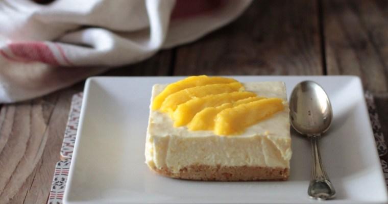 Mattonella al mango