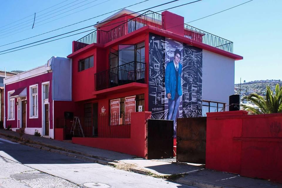 Inauguran casa Memoria en Valparaíso