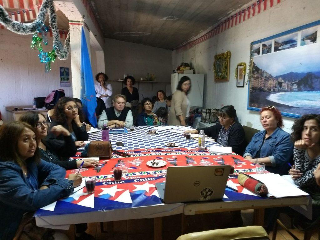 """Invitan a participar en encuentros """"Miradores Culturales para Valparaíso"""""""
