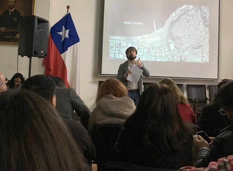 """Primer Encuentro """"Creemos Valpo"""": Nuevo proyecto Barón se realizará en este período presidencial"""