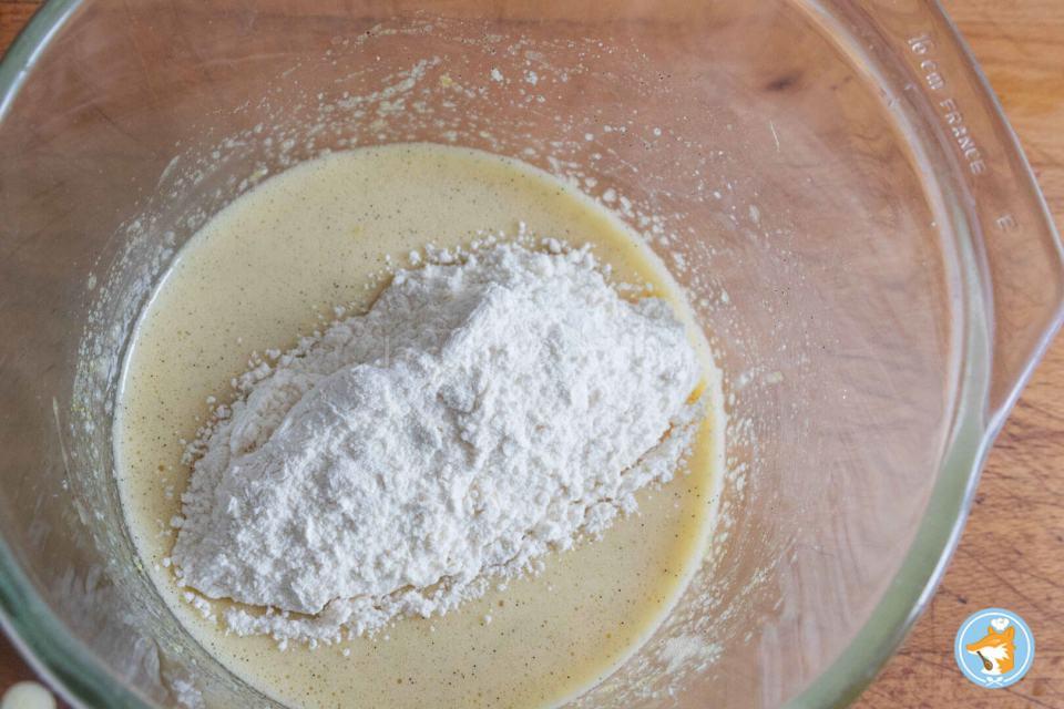 recette pas-à-pas de madeleines délicieuses