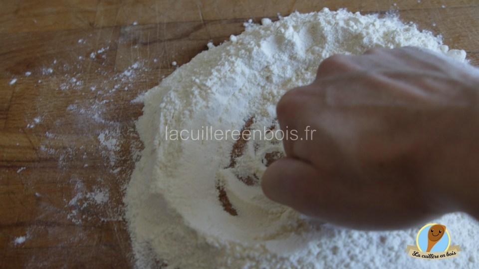 lacuillereenbois.fr - pâte sucrée