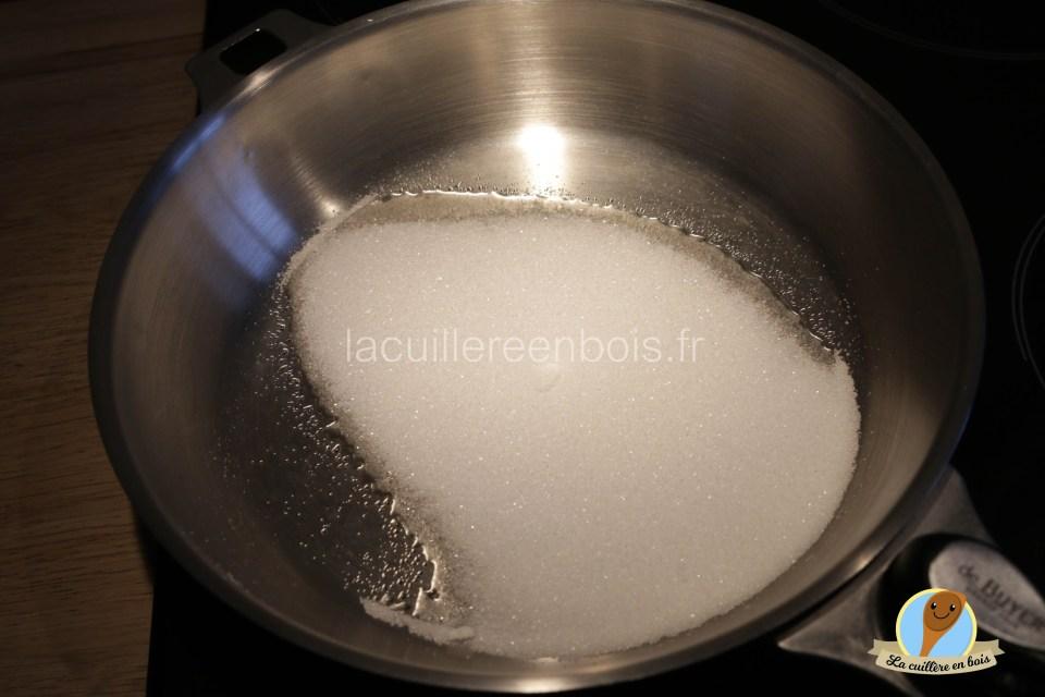 lacuillereenbois.fr - nougatine de sarrasin