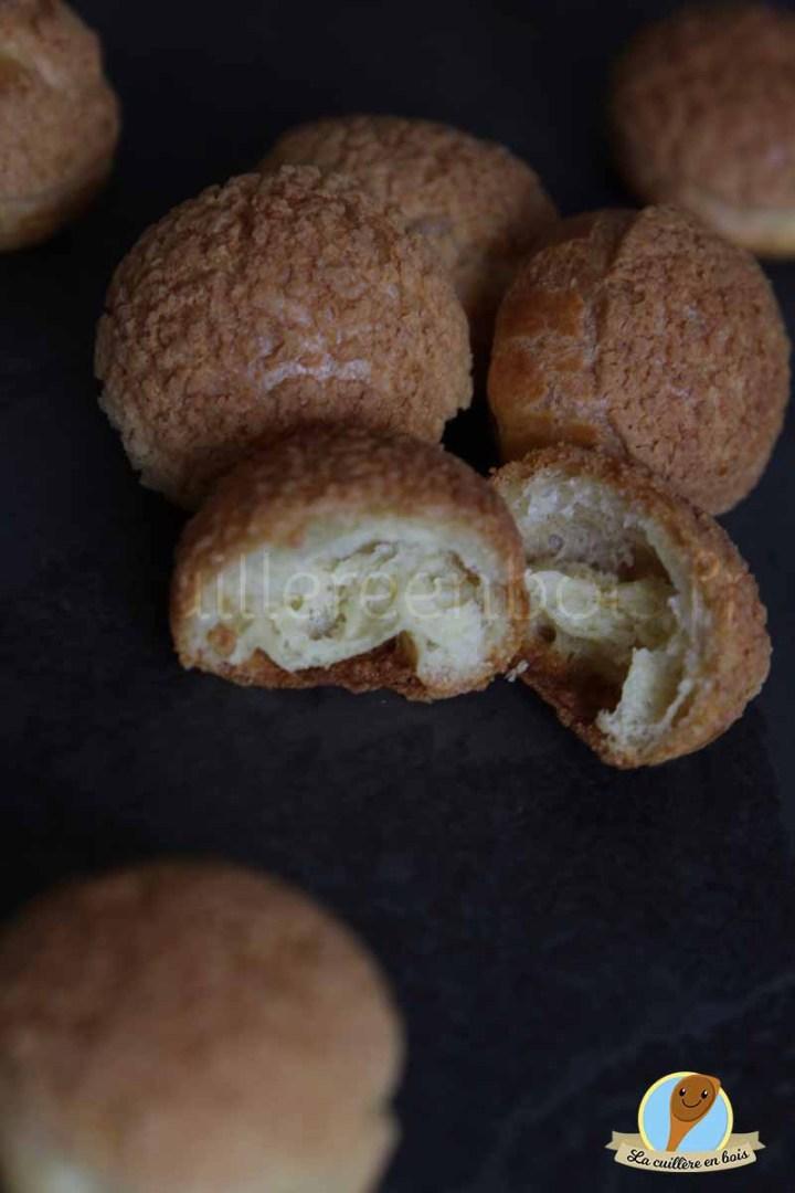 lacuillereenbois.fr - recette facile de pâte à choux moelleux