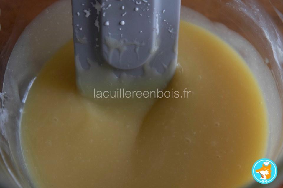 lacuillereenbois.fr_bûche_clémentine_dulcey_délicieuxe_legère_noel