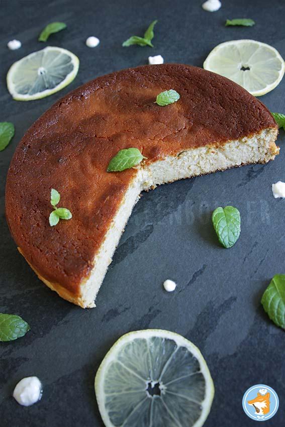 recette de gâteau à la ricotta