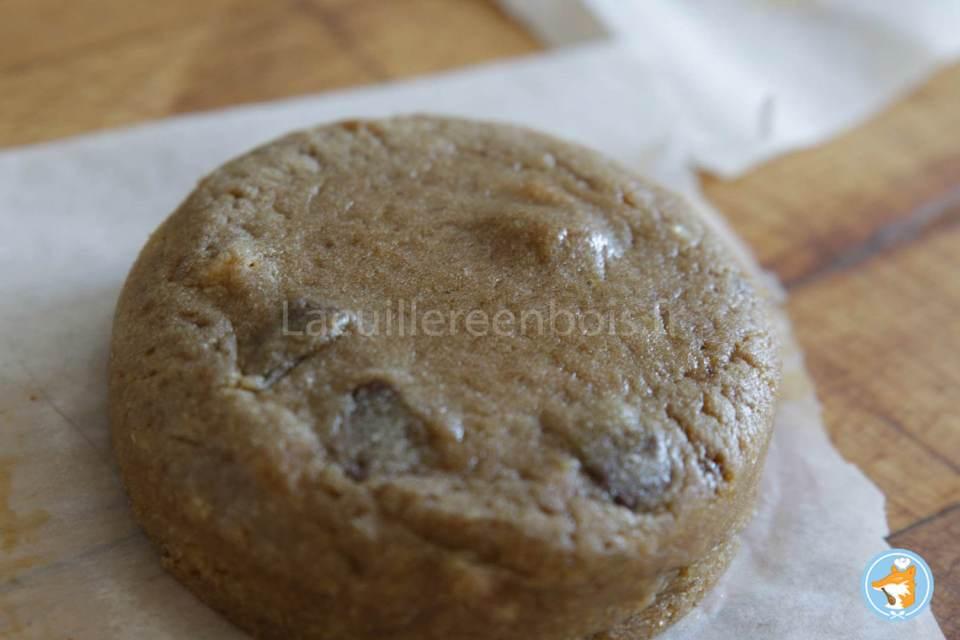 cookies au cœur gianduja décadents
