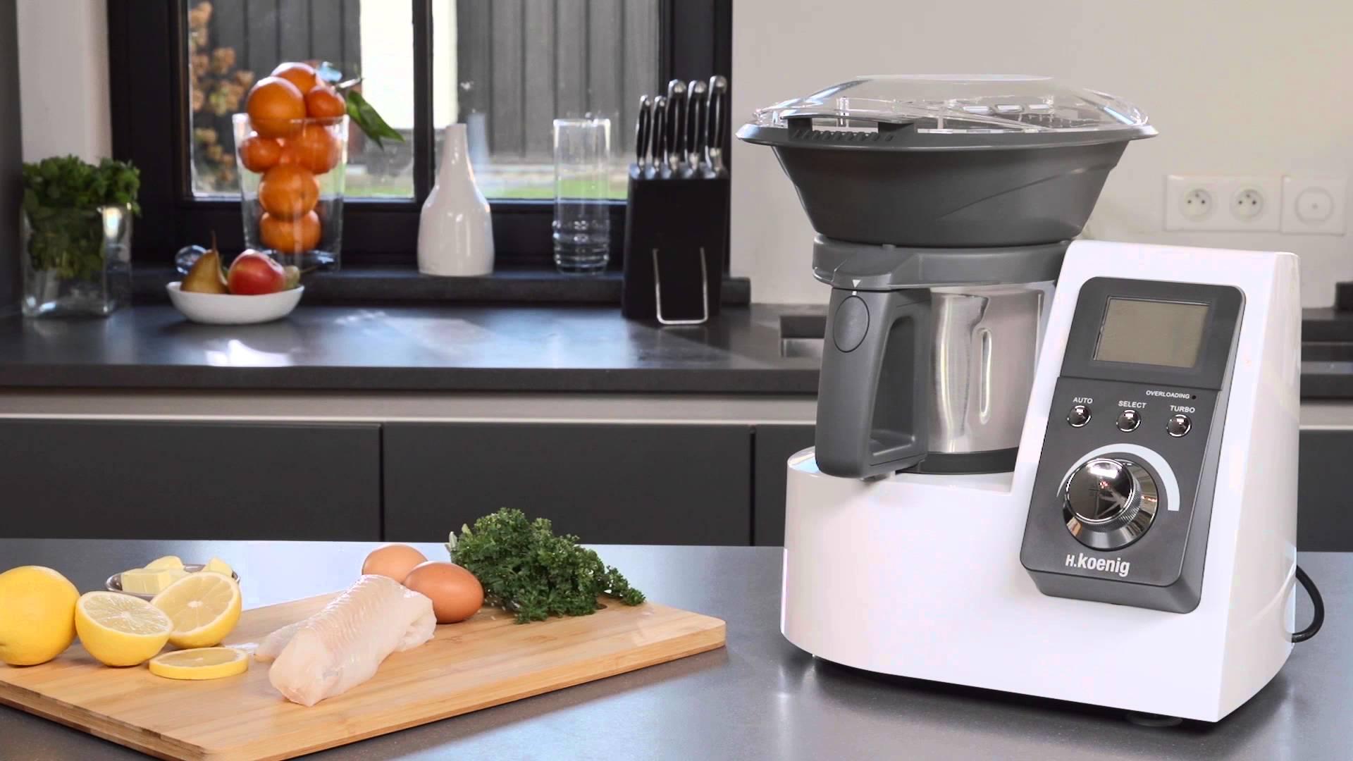 meilleurs robots de cuisine comparatif