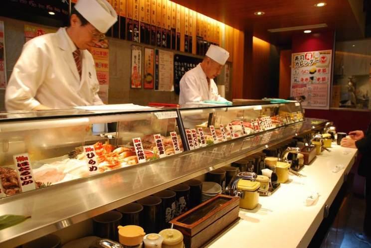 Les sushis à paris ou la tendance food de ces dernières années !3
