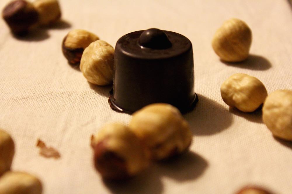 19 décembre : chocolat aux noisettes