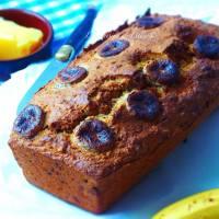 Banana Bread sain & gourmand [Sans gluten, sans lactose]