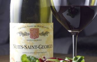 Nuits Saint George - Vin de Bourgogne