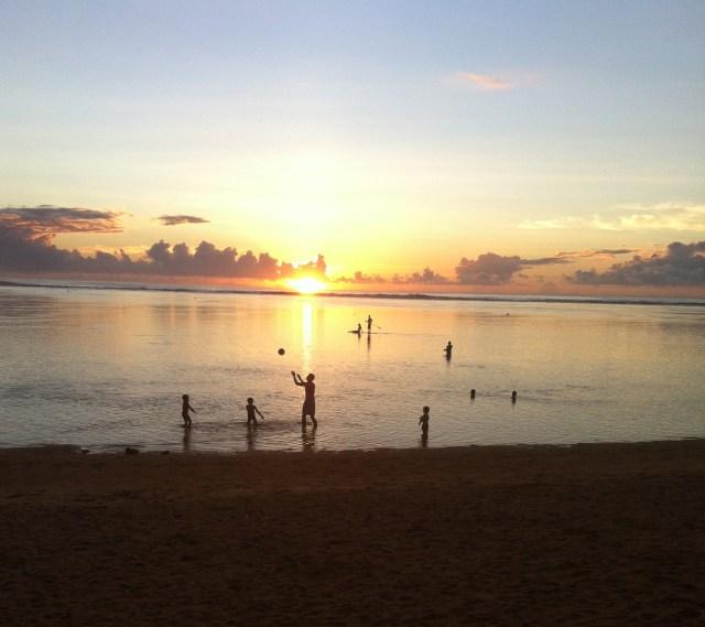 Coucher de soleil - Ile de la Réunion