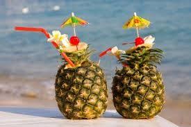 coktail ananas
