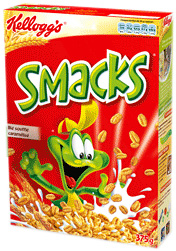 smacks cereales