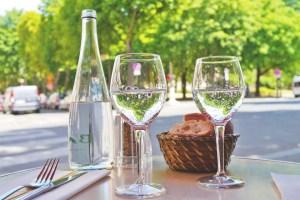 restaurant-eau minerale