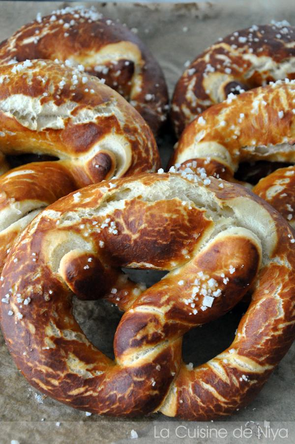 La Cuisine de Niya - Bretzels