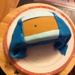 gâteau à étage au chocolat 3