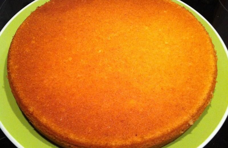 Gâteau à la vanille 8