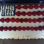 Gâteau du 4 juillet