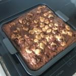 Recette américaine du Brookie chocolat marshmallows - La Cuisine de Steve