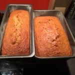 Cake américain à la citrouille sur le Blog La Cuisine de Steve