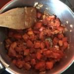 Porridge façon chili