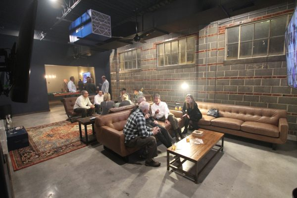 La Cultura Cigar and Social Preview - Social Lounge