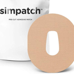 Simpatch CGM Tape