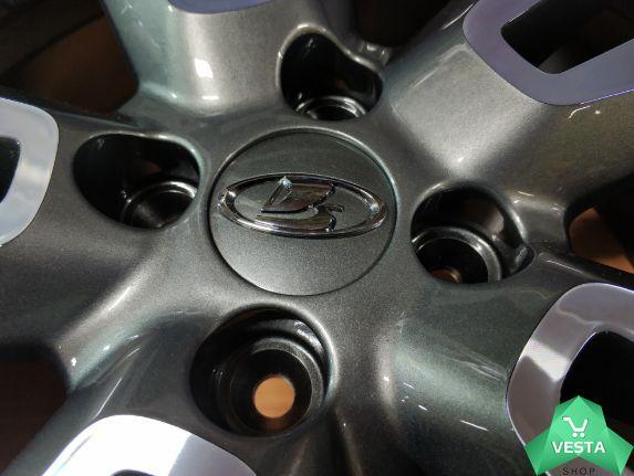 Колпачок ступицы литого диска Лада Х Рей Кросс, Гранта FL ...